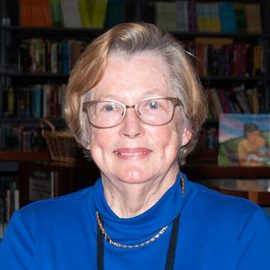 Meet Friends board member Jo Winzenread