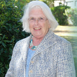 Kudos for longtime library advocate Honora Murphy
