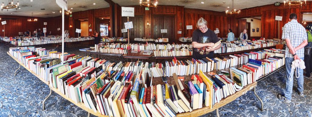 used book sale in alameda to support our public libraries