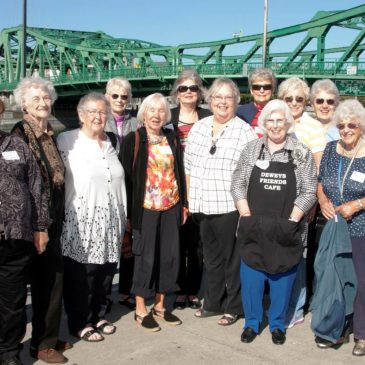 FAL volunteers celebrated