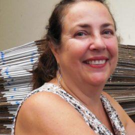 Meet New Book Sale Chair Peg Rosen