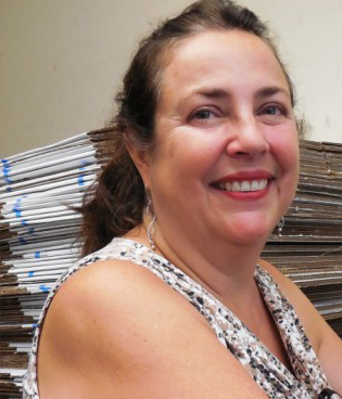 Meet New Book Sale Chair Peg Rosen