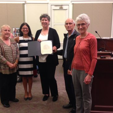 Friends of the Library Appreciation Week in Alameda