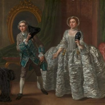 Casanova-themed art docent program March 12