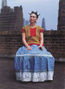 Online Art Docent Event | Frida Kahlo: Appearances Can Be Deceiving