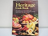 Better Homes and Gardens Heritage Cook Book