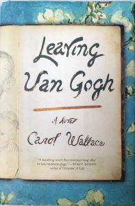 Leaving Van Gogh Carol Wallace