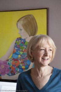 "Friends @ Home Author Webinar | Carol Wallace & ""Leaving Van Gogh"""