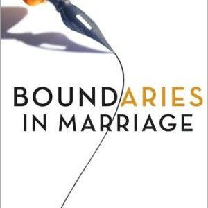 Boundaries In Marriage'