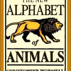 New Alphabet Of Animals