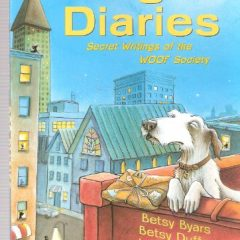 Dog Diaries Secret Writing of the Woof Society