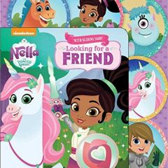 Nickelodeon Nella the Princess Knight: Looking for a Friend: Sliding Tab