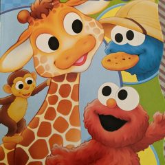 Sesame Beginnings: At The Zoo