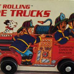 Fast Rolling Fire trucks