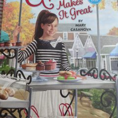 Grace Makes It Great (american Girl : Girl Of The Year #3)