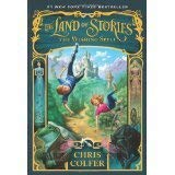 The Land of Stories the Wishing Spell (Scholastic First Edition Paperback)
