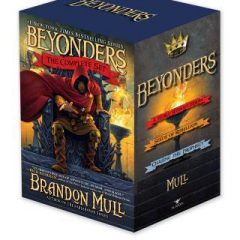 Beyonders The Complete Set : A World Without Heroes; Seeds of Rebellion; Chasing the Prophecy