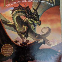 Fablehaven:Secrets of the Dragon Sanctuary (Book 4)