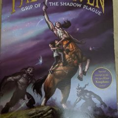 Fablehaven: Grip of the Shadow Plague (Book 3)